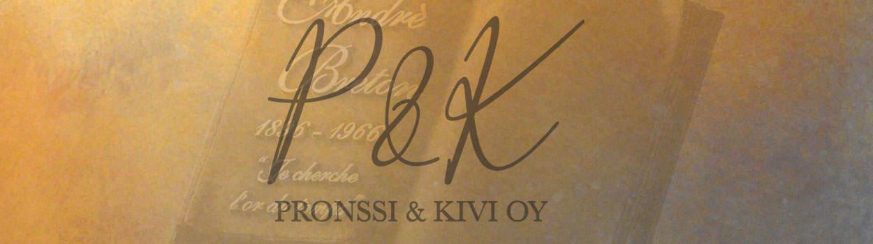 Pronssi & Kivi Oy